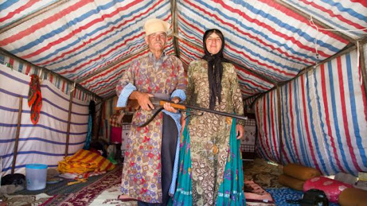 The last nomads of Iran