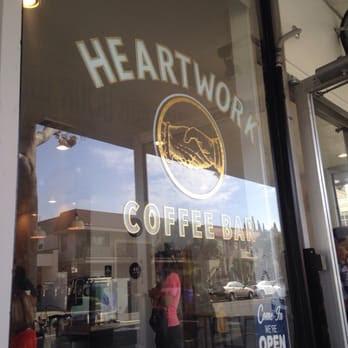 Heartwork Coffee Bar - 91 Photos - Coffee & Tea - Mission Hills - San Diego, CA - Reviews - Yelp