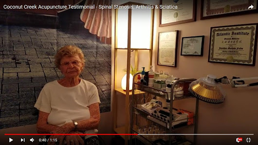 Stenosis and Sciatica Acupuncture in Coconut Creek Case Study