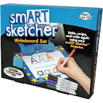 Smart Sketcher SSP190 Writeboard Pack, Multicolor