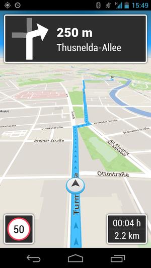 Gps Navigation Maps Openstreetmap Wiki