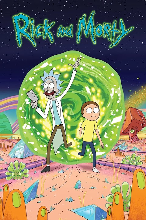 Rick and Morty Season 05 (2021) [ Episode 07 Added] 720p Web-DL English [ with subtitles]