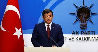Давутоглу: останусь верен Эрдогану до конца своих дней