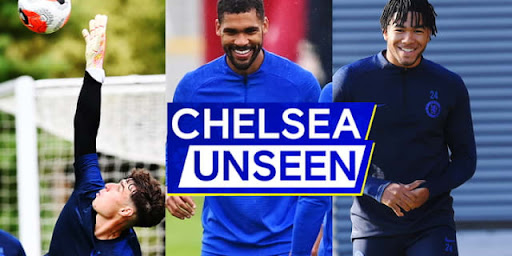Avatar of MEGS! Ruben nutmegs Reece James & 'keepers in reactions drill | Chelsea Unseen | Official Site | Chelsea Football Club