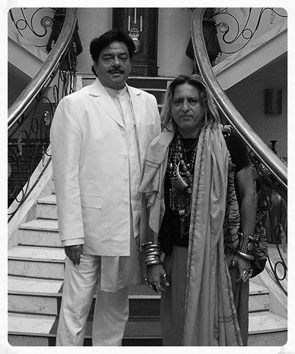 Mr Shatrughan Sinha ..My Patron And My Mentor by firoze shakir photographerno1