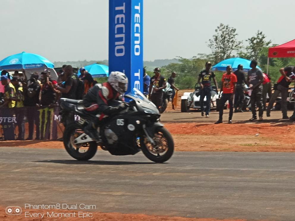 Photos From Nigeria's First Ever Motor Racing Championship Held In Benin