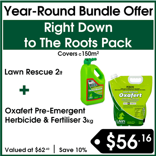 Year-Round Bundle | Down To The Roots Pack – Green Life Turf