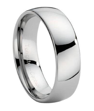 Men's Wedding Bands & Rings   JustMensRings.com