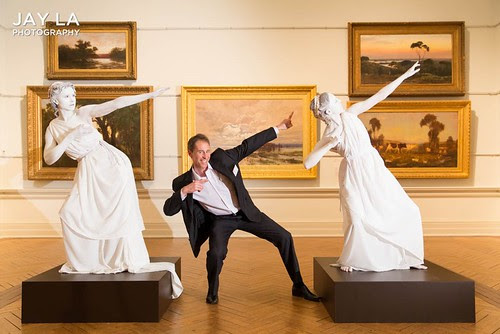 Living Statues Sydney Australia by Eva Rinaldi Celebrity and Live Music Photographer