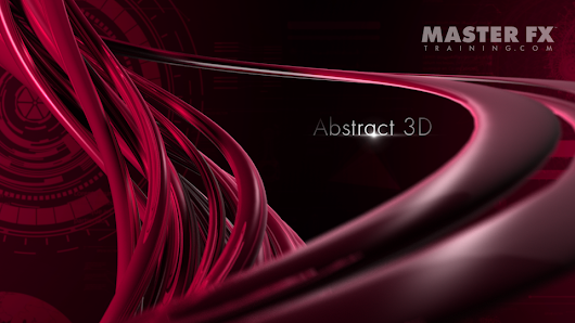 Abstract 3D Design Effects