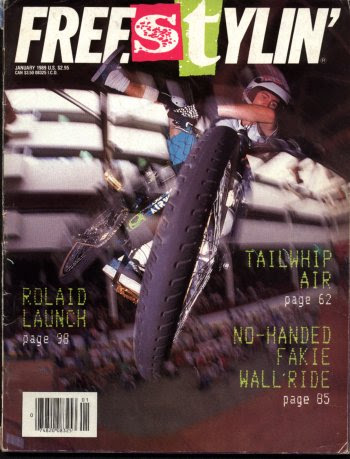 Image result for Freestylin' mag covers