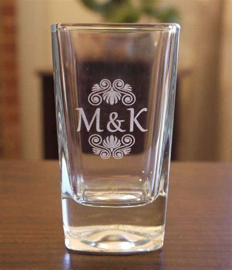 Custom Laser Engraved Shot Glasses for Weddings, Events