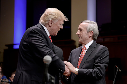 'God has given Trump authority to take out Kim Jong Un,' evangelical adviser says