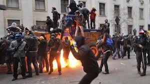 Ferguson, Missouri, or Kiev, Ukraine?