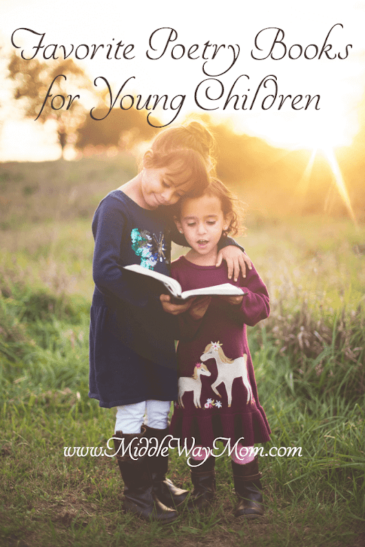 Favorite Poetry Books for Kids