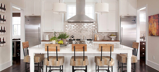 Neutral Color Can Be the Best Choice for cabinets and countertops