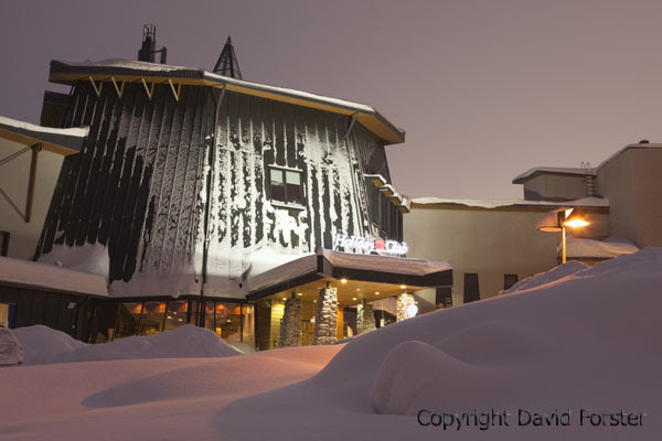 06D-0650 The Holiday Club Yllas Saaga  Hotel in the Sport Resort of Yllas Lapland Finland