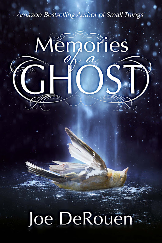 Memories of a Ghost Cover Revealed!