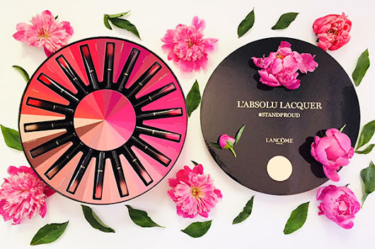 Which Lancome L'Absolu Lacquer shade is your favourite? (tell us & win!) – Dave Lackie