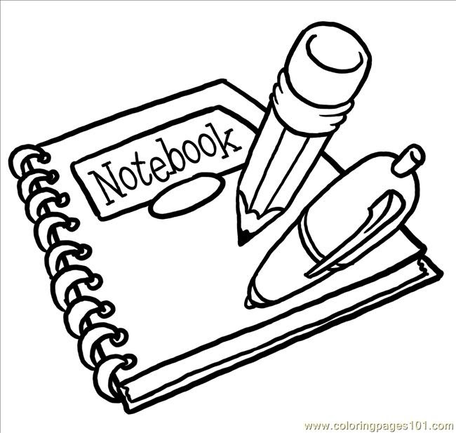 Back To School Coloring Pages - Carinewbi