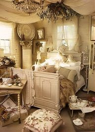 Shabby Chic Decor Ideas