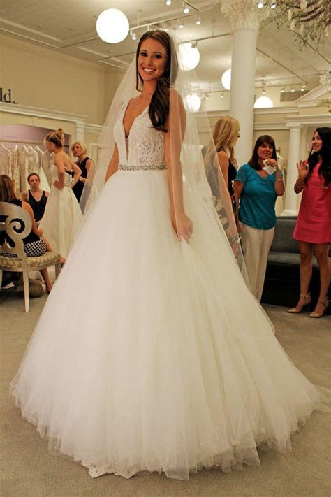 Autumn Levine Say Yes To The Dress   Wedding Ideas