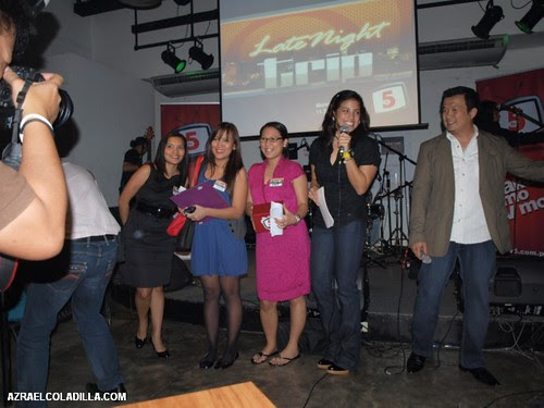 TV5 Late Night Trip launching event Mag:net Cafe BHS