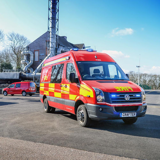 West Yorkshire Fire & Rescue turn to VW CV's - FleetPoint