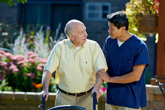 Fall Prevention: Ways to Support Your Loved One's Safety