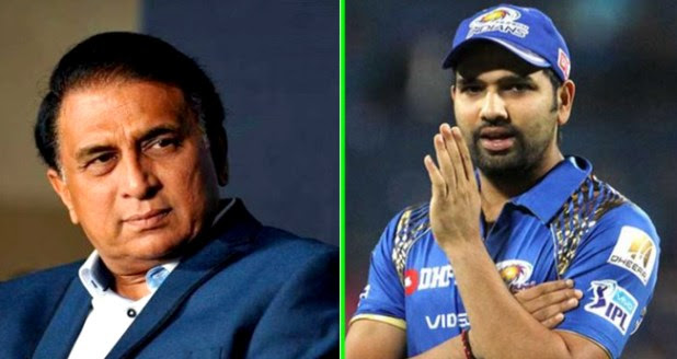 Former player Sunil Gavasaker praises captaincy of Rohit Sharma