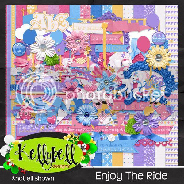 Kellybell Designs Enjoy the Ride Kit