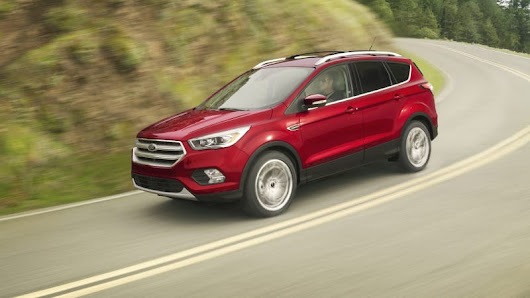 2018 Ford Escape guide with specs, pricing, safety, and review info - Autoblog