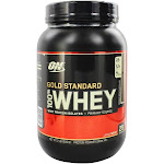 Optimum Nutrition 100 Whey Gold Standard Protein Double Rich Chocolate 2 lbs.