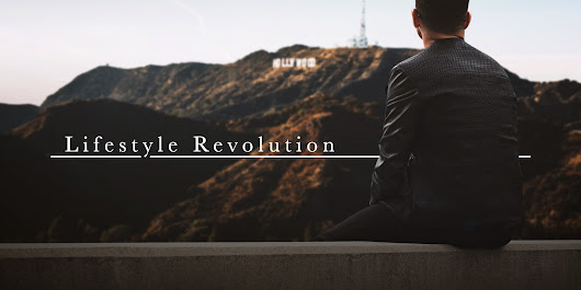 Wanna Start a Lifestyle Revolution? - Blake Mallen