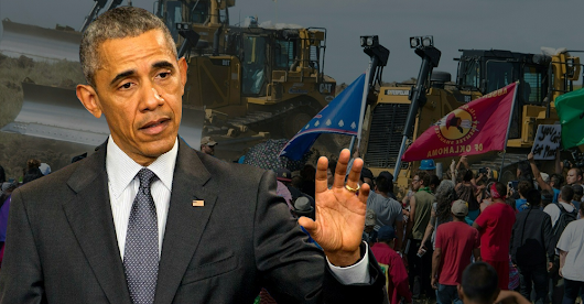 President Obama: Permanently Reject the Dakota Access Pipeline