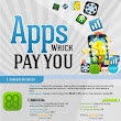 Apps that pay you | Visual.ly