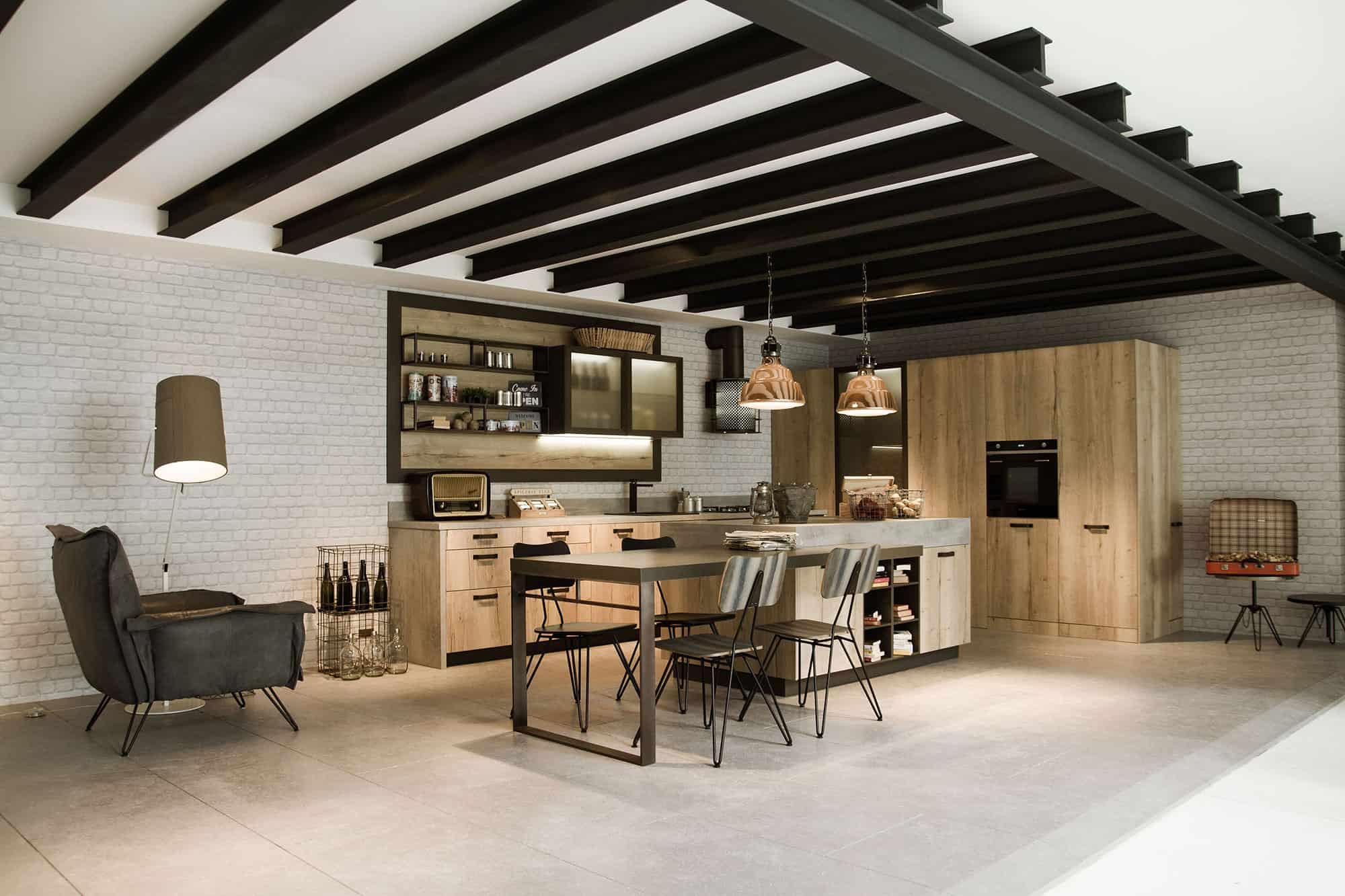 8 kitchen design lofts 3 urban ideas snaidero
