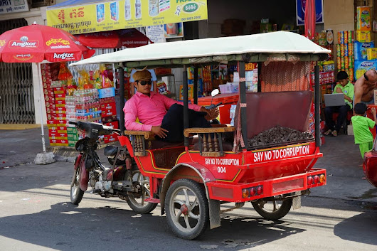 How to Ride a Tuk-Tuk in Cambodia with Minimal Aggravation | Southeast Asia Time Traveler