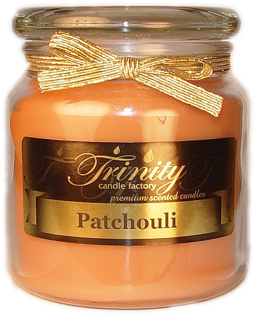 Patchouli - Traditional - Soy Jar Candle - 18 oz