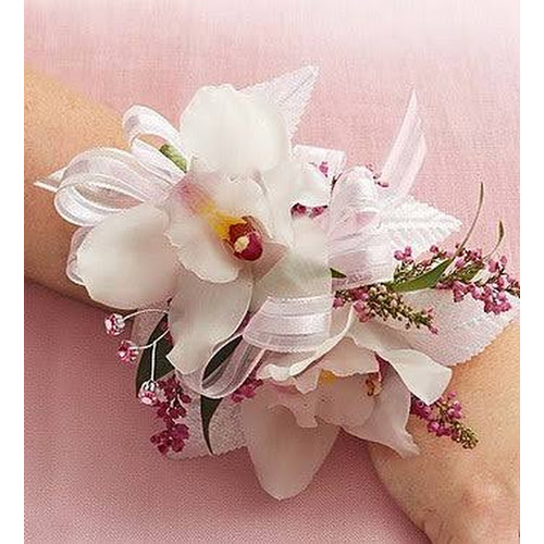 Cymbidium Orchid Corsage - Flower Delivery by 1-800 Flowers