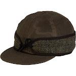 Stormy Kromer Harris Tweed Waxed Cotton Cap McLeod / 7 1/8