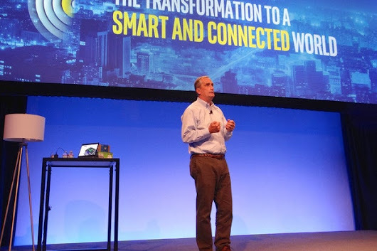 Intel targets IoT with new Quark chips and free cloud OS