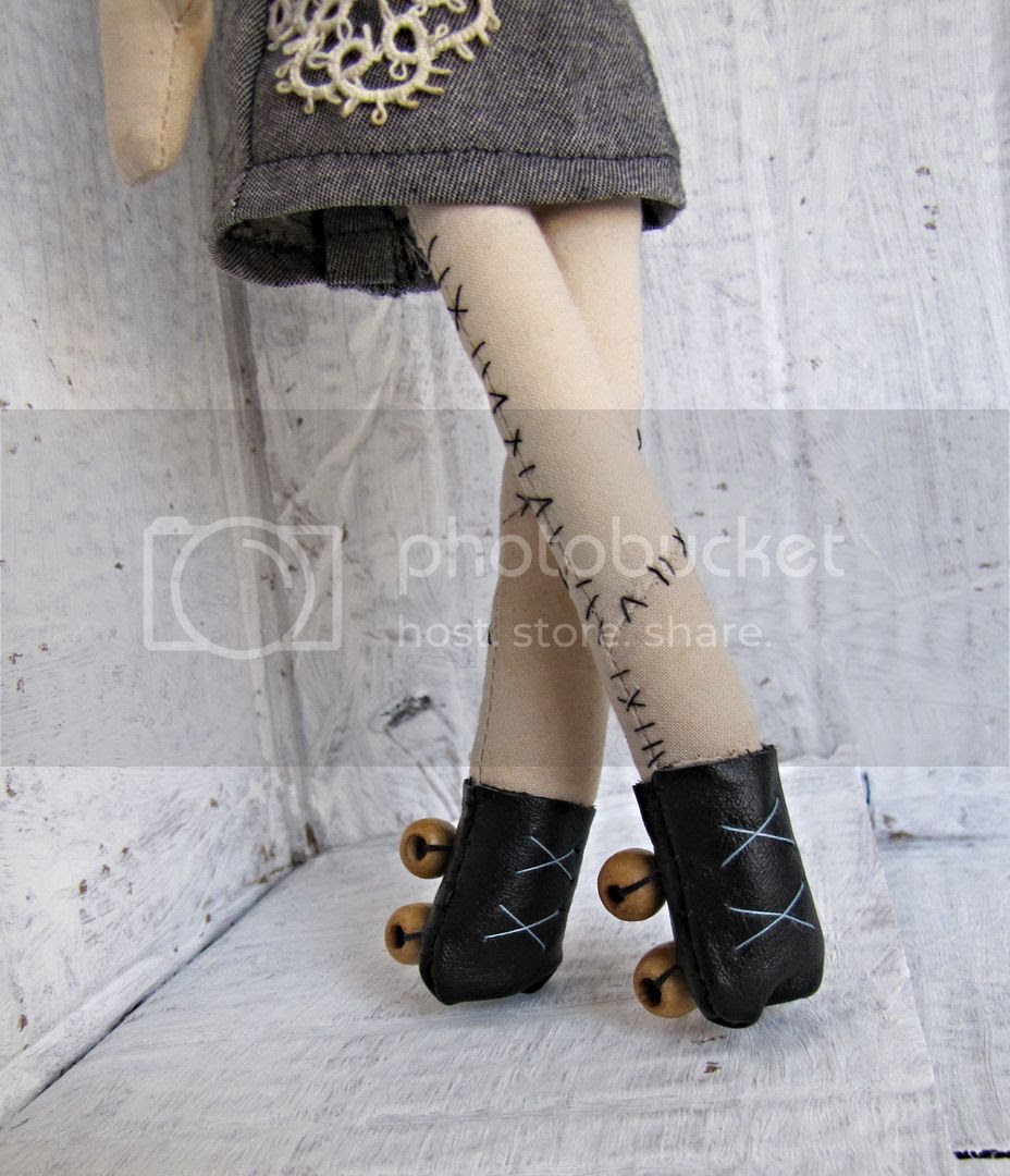 roller derby handmade doll by Indietutes photo 7a883210-e457-4a38-a6fd-197d1f2cf6c7.jpg