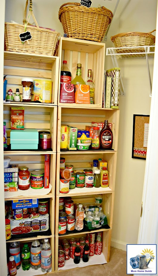 Easy Projects to Organize Your Home