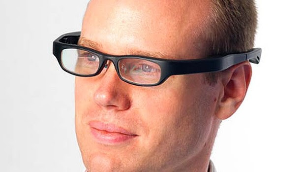 TTP augmented reality glasses prototype ... doesn't require a change of gaze by the wearer.