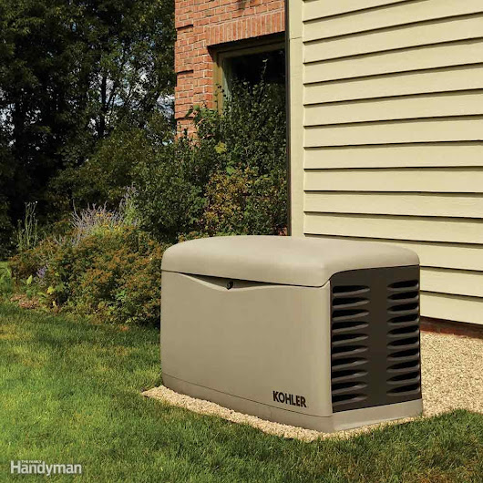 Tips for Using Emergency Generators | Family Handyman