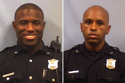 Atlanta Cop Busted For Pulling Gun on Another During Spat