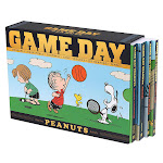 Peanuts Game Day: 4 Book Exclusive Box Set