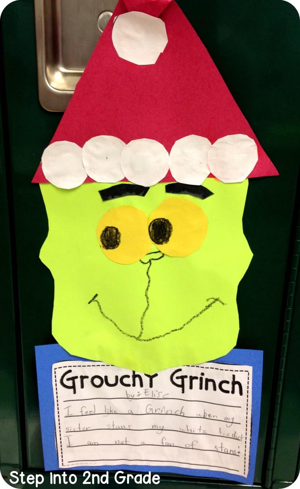 A Whole Bunch Of Christmas Step Into 2nd Grade