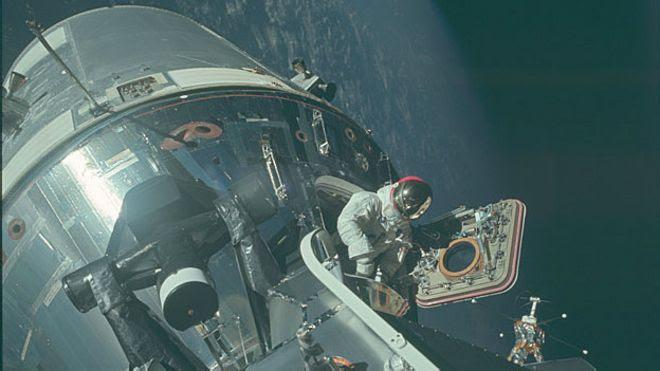 Foto: Nasa/Project Apollo Archive